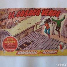 Tebeos: COSACO VERDE Nº 80 ORIGINAL. Lote 104580879