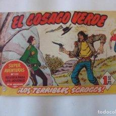 Tebeos: COSACO VERDE Nº 83 ORIGINAL. Lote 104581227