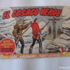 Tebeos: COSACO VERDE Nº 88 ORIGINAL. Lote 104581439