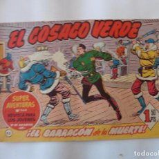 Tebeos: COSACO VERDE Nº 95 ORIGINAL. Lote 104581491