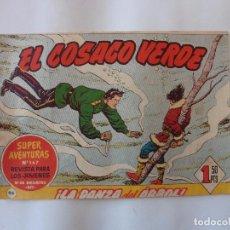 Tebeos: COSACO VERDE Nº 96 ORIGINAL. Lote 104581651
