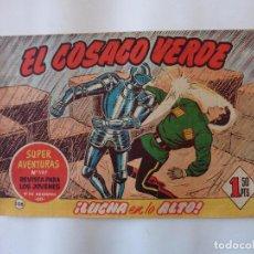 Tebeos: COSACO VERDE Nº 106 ORIGINAL. Lote 104584339