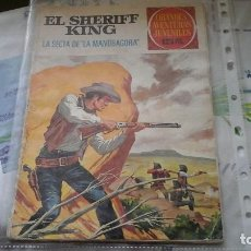 Tebeos: EL SHERIFF KING 15 PTS. Lote 104603243