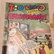 Tebeos: TIO VIVO EXTRA ¡ REGOCIJOHILARANTE ! Nº 68 NOVIEMBRE 1984 EDITORIAL BRUGUERA. Lote 104494855