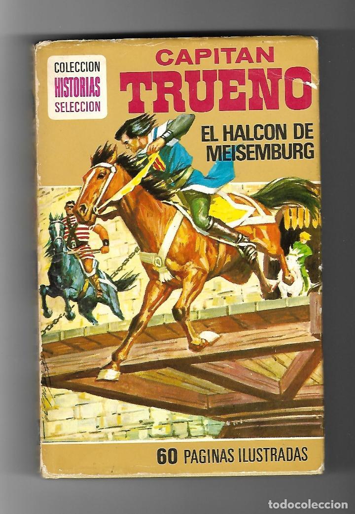 EL CAPITAN TRUENO - COLECCION HISTORIAS SELECCION. (Tebeos y Comics - Bruguera - Historias Selección)