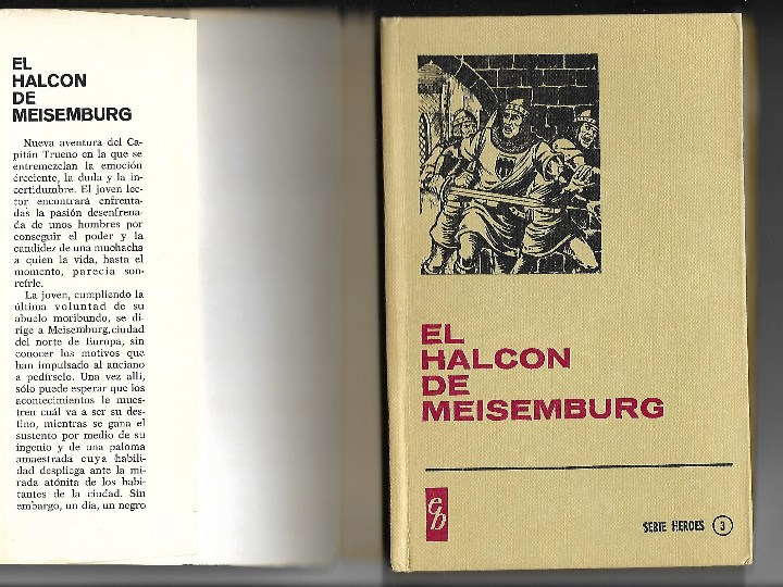 Tebeos: EL CAPITAN TRUENO - COLECCION HISTORIAS SELECCION. - Foto 2 - 104798327