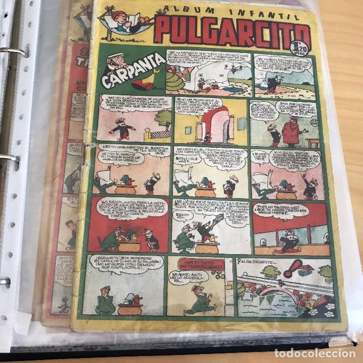 PULGARCITO . CARPANTA. ALBUM INFANTIL NUMERO 215 (Tebeos y Comics - Bruguera - Pulgarcito)
