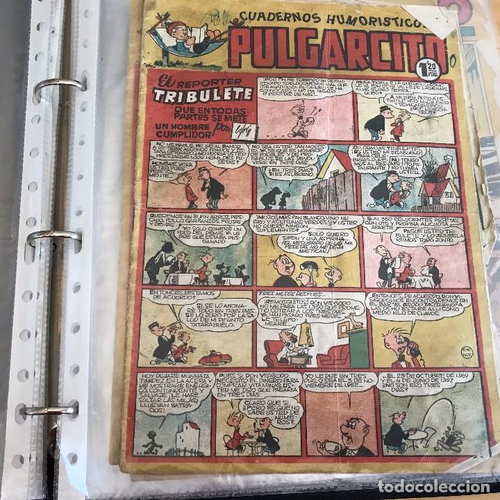 PULGARCITO NUMERO 156. EL REPORTER TRIBULETE QUE EN TODAS PARTES SE METE. (Tebeos y Comics - Bruguera - Pulgarcito)