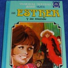 Tebeos: ESTHER - TOMO Nº 1 - BRUGUERA (1983). Lote 104901979
