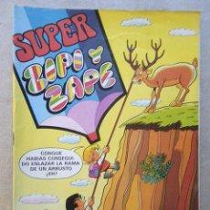 Tebeos: SUPER ZIPI ZAPE Nº 98 / BRUGUERA 1981 . Lote 104995071
