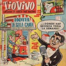 Tebeos: TIO VIVO EXTRA HOMENAJE A PEPE IGLESIAS EL ZORRO. Lote 105011015