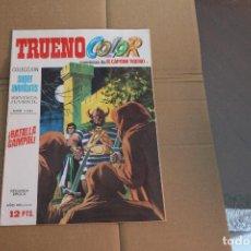 Tebeos: TRUENO COLOR Nº 12, 12 PTAS, EDITORIAL BRUGUERA. Lote 105013271