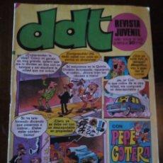 Tebeos: DDT, REVISTA JUVENIL, EDITORIAL BRUGUERA 1978. Lote 105087502