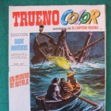 Tebeos: TRUENO COLOR Nº107 EDITORIAL BRUGUERA 8 PTAS. Lote 105092523