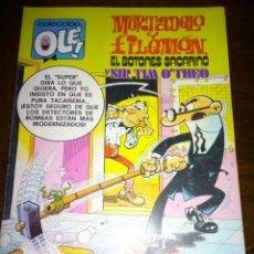 Tebeos: MORTADELO Y FILEMON, COLECCION OLÉ, EDITORIAL BRUGUERA 1982, NUMERO 186. Lote 105097555