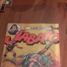 Tebeos: ALBUM COLOR JABATO N.-7. EL RETO DE ZANDAK. COMO NUEVO. Lote 105361888