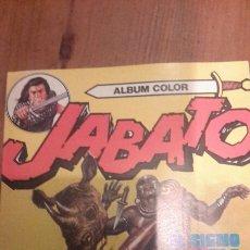 Tebeos: ALBUM COLOR JABATO N.- 8. EL SIGNO DE LA PANTERA. COMO NUEVO. Lote 105362072