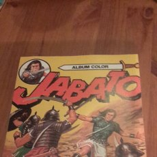 Tebeos: ALBUM COLOR JABATO N.- 11. LA FARSA DE LOS HAINIS. COMO NUEVO. Lote 105362702