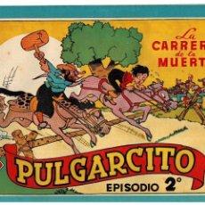 Tebeos: AVENTURAS DE PULGARCITO EPISODIO 2º -ORIGINAL- AÑO 1944. MUY BUENO.. Lote 105540711