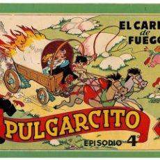 Tebeos: AVENTURAS DE PULGARCITO EPISODIO 4º -ORIGINAL- AÑO 1944.. Lote 105541899