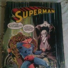 Tebeos: SUPERMAN VS MONSTRUO DE LA CIENAGA. Lote 105661826