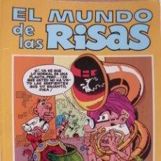 Tebeos: TOMO 21 EL MUNDO DE LAS RISAS, INCLUYE AVENTURAS DE EL CAPITAN TRUENO. Lote 105711315