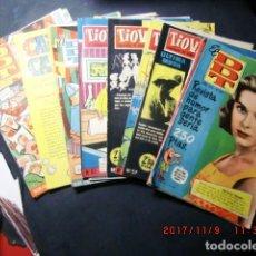 Tebeos: LOTE DE 19 COMICS, VARIADOS. Lote 105797691