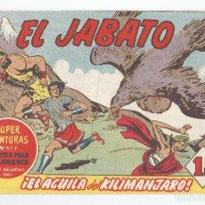 Tebeos: EL JABATO EDITORIAL BRUGUERA Nº 215. Lote 105843203