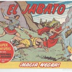 Tebeos: EL JABATO EDITORIAL BRUGUERA Nº 216. Lote 105843263