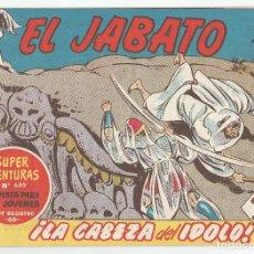 Tebeos: EL JABATO EDITORIAL BRUGUERA Nº 219. Lote 105843415