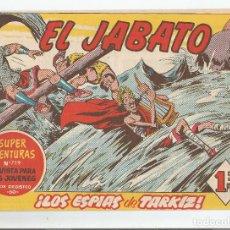 Tebeos: EL JABATO EDITORIAL BRUGUERA Nº 230. Lote 105843747