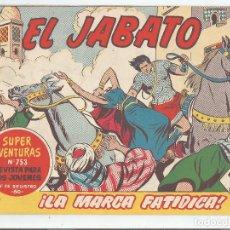 Tebeos: EL JABATO EDITORIAL BRUGUERA Nº 247. Lote 105844195