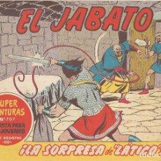 Tebeos: EL JABATO EDITORIAL BRUGUERA Nº 225. Lote 105844615