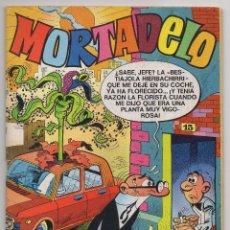 Tebeos: MORTADELO EXTRA PRIMAVERA (BRUGUERA 1975) INSPECTOR DAN, CORSARIO DE HIERRO, LOS PEQUEÑOS VISITANTES. Lote 105878487