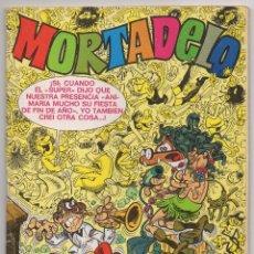 Tebeos: MORTADELO ALMANAQUE 1974 (BRUGUERA 1973) CON EDITIONS DU LOMBARD Y CORSARIO DE HIERRO.. Lote 210334480