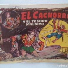 Tebeos: EL CACHORRO Nº 40.ORIGINAL. Lote 110097636
