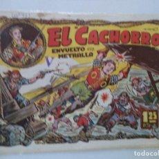 Livros de Banda Desenhada: EL CACHORRO Nº 41,ORIGINAL. Lote 110099316