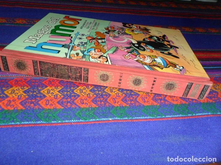 MAGOS DEL HUMOR III 3 BRUGUERA 1971 CARPANTA ZIPI Y ZAPE TÍO VÁZQUEZ PEPE GOTERA MORTADELO. DIFÍCIL. (Tebeos y Comics - Bruguera - Super Humor)