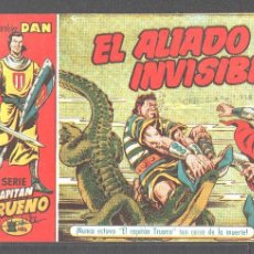 Tebeos: TEBEOS-COMICS CANDY - CAPITAN TRUENO 8 - ORIGINAL 1956 - AMBROS - 2ª EDICION - RARO - *XX99. Lote 106139819