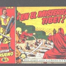 Tebeos: TEBEOS-COMICS CANDY - CAPITAN TRUENO 26 - ORIGINAL 1957 - AMBROS - 1ª EDICION - RARO - *XX99. Lote 106141319