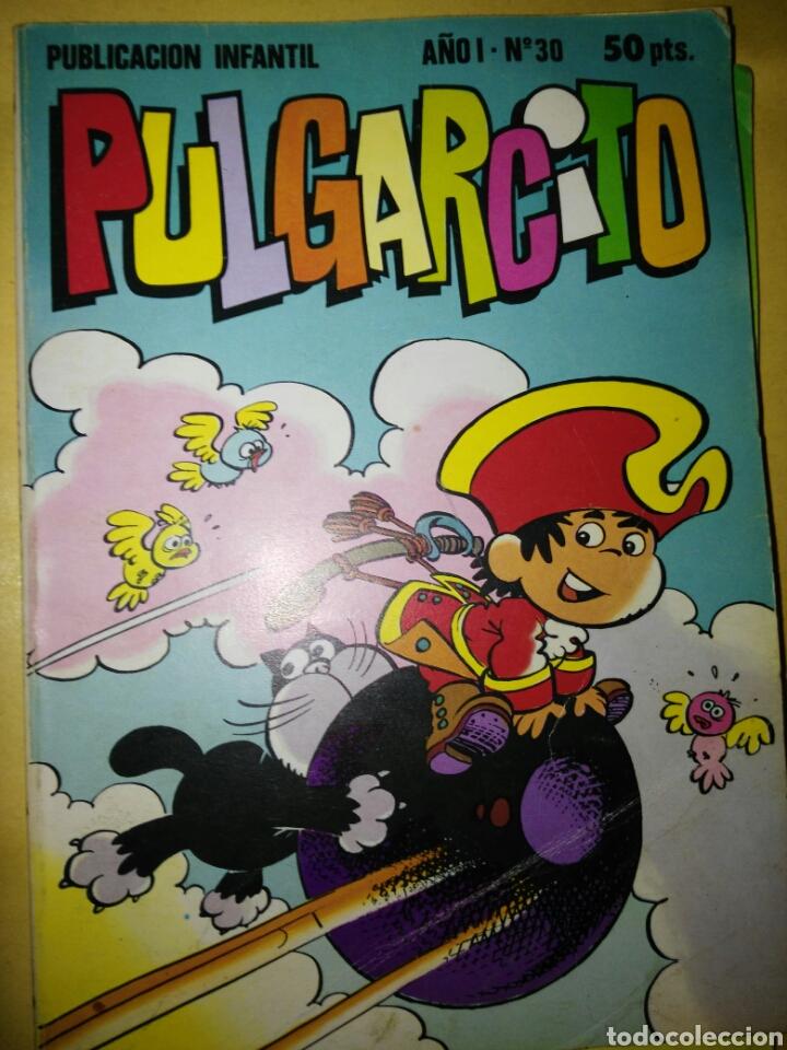 PULGARCITO, AÑO I, NÚMEROS 30 Y 41 (Tebeos y Comics - Bruguera - Pulgarcito)