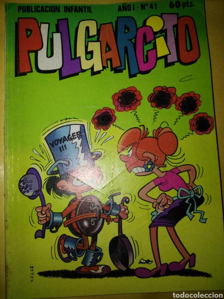 Tebeos: Pulgarcito, año I, números 30 y 41 - Foto 2 - 106157742