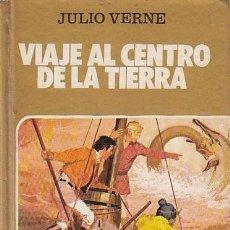 Tebeos: VIAJE AL CENTRO DE LA TIERRA, SERIE JULIO VERNE Nº 4, DIBUJOS: ANGEL BADIA, AÑO 1981. Lote 106185435