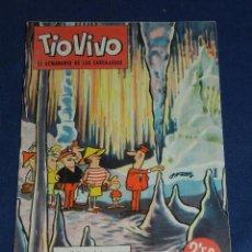 Tebeos: (M7) TIO VIVO NUM 23 , 2 EPOCA 1961 - EDT BRUGUERA, POCAS SEÑALES DE USO. Lote 106185503