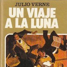 Tebeos: UN VIAJE A LA LUNA, SERIE JULIO VERNE Nº 2, DIBUJOS: JUAN SCANELL, AÑO 1984. Lote 106185523