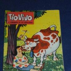 Tebeos: (M7) TIO VIVO NUM 26 , 2 EPOCA 1961 - EDT BRUGUERA, POCAS SEÑALES DE USO. Lote 106185531