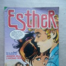 Tebeos: ESTHER Nº 56 BRUGUERA 1983 CON VICKY. Lote 106594899