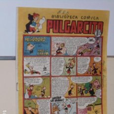 Tebeos: BIBLIOTECA COMICA PULGARCITO Nº 66 - BRUGUERA - 1949. Lote 106647163