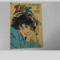 Tebeos: LILY NUMERO 1125 CONTIENE POSTER DE EMMA. Lote 106766355
