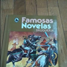Tebeos: FAMOSAS NOVELAS BRUGUERA VOLUMEN XX. Lote 106936600